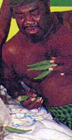 Leroy closeup