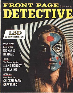 Front page detective lsd