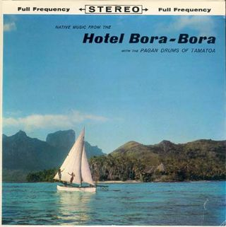 Native Music from the Hotel Bora-Bora