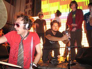 Tristan Perich live at Blip Fest 2008