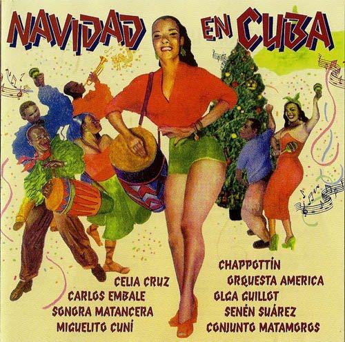 Navidad En Cuba-front