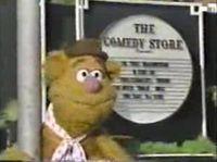 Comedy store fozzie