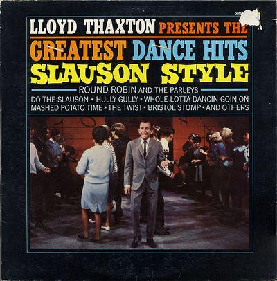 Lloyd Thaxton