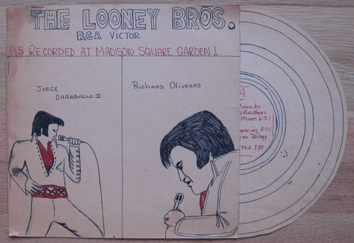 Looney Bros_Cover and Disc