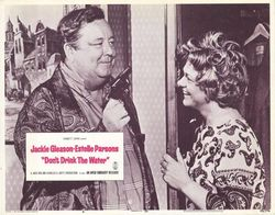 Jackie gleason - don't drink the water