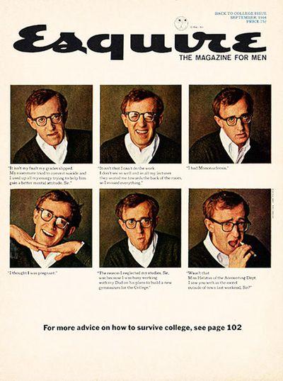 Woody esquire