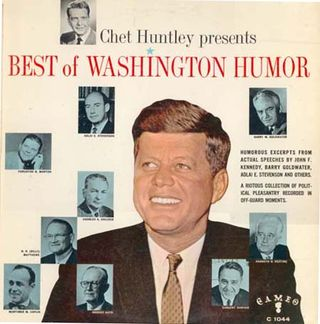 Chet Huntley presents Best of Washington Humor