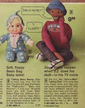 Jimmy walker doll