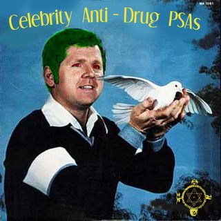 Celebrity Anti Drug cover