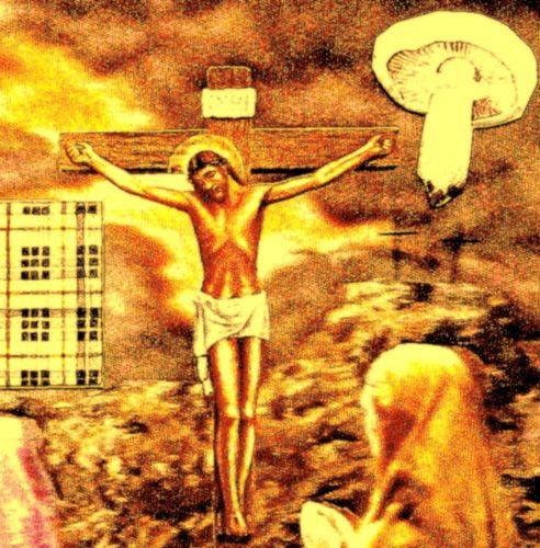 Mushroom Christ