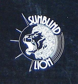 Sunblind Lion Logo
