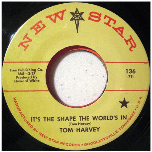 Its_the_shape_45rpm