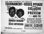 RoseParade advert