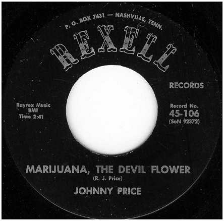 Johnny_price_marijuana_45rpm