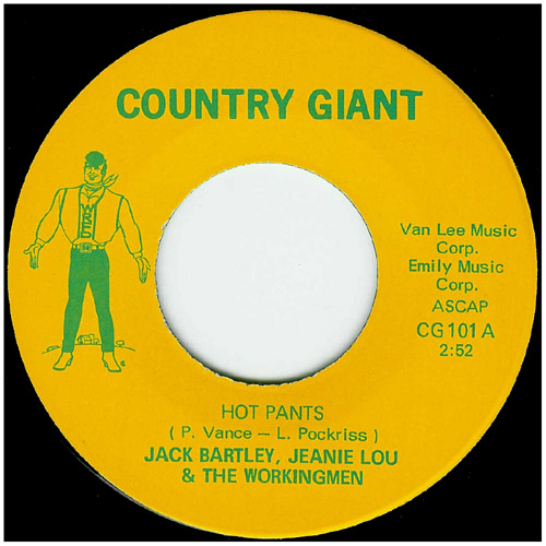 Hot_pants_bartley_45rpm