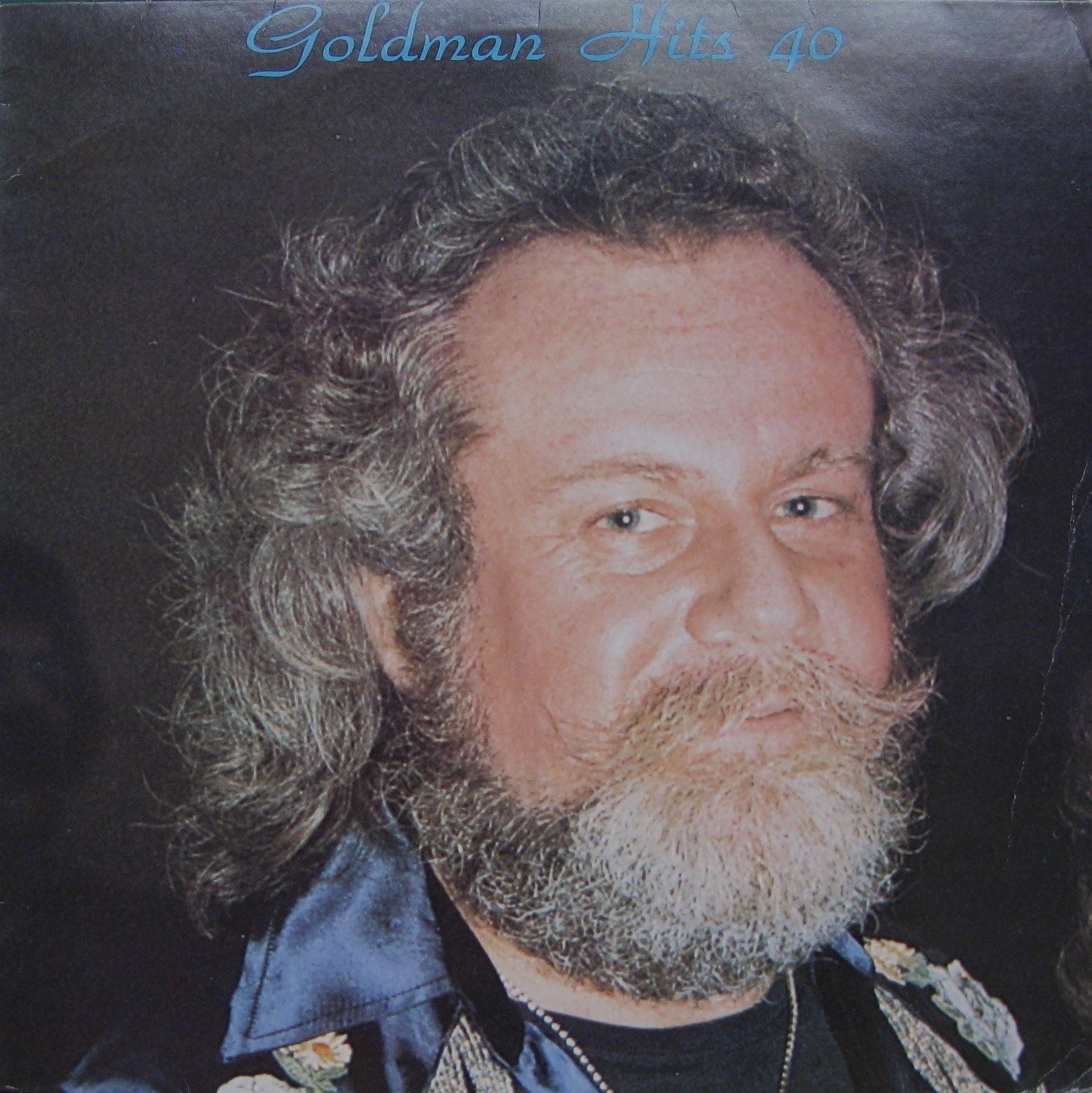 Goldman Hits 40
