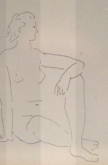 Stripey Nude