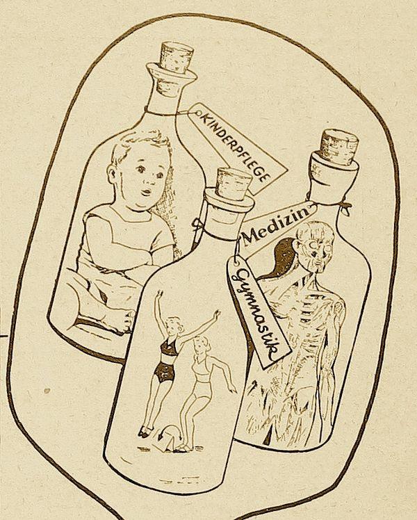 Ink Bottle Dreams