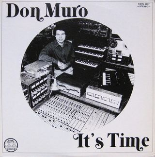 Don Muro_It's Time