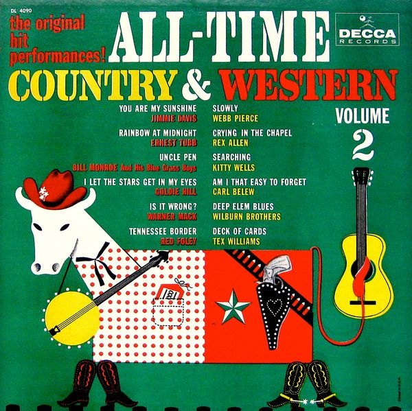 All-Time Country & Western