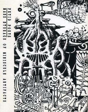 Fetid Poets_cassette