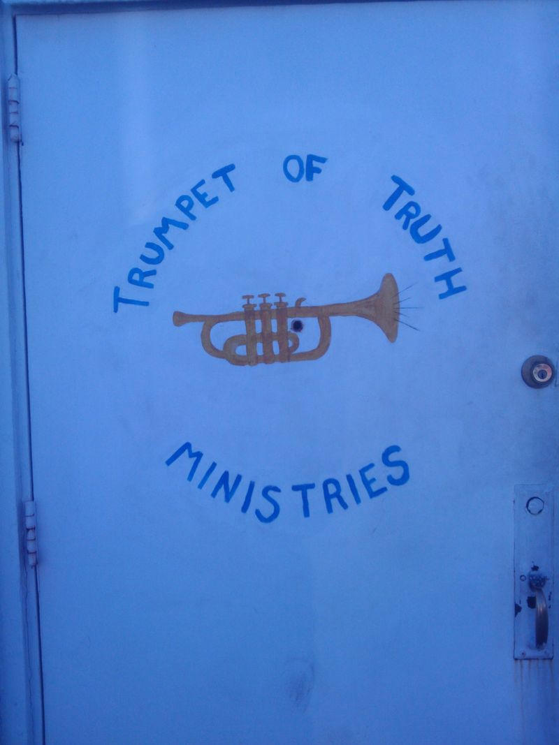 Trumpets of truth