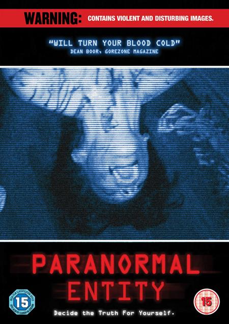 ParanormalEntityDVD