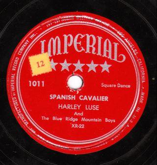 Spanish Cavalier