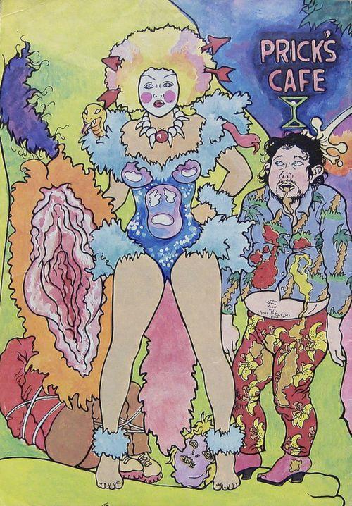 Prick's Cafe