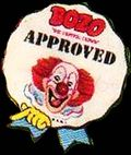 Bozo Seal of Approval