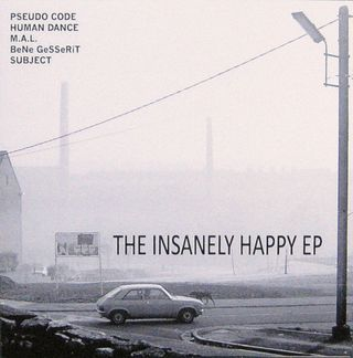 The Insanely Happy EP