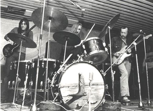 THE GROUNDHOGS 1971 MAIN PHOTO