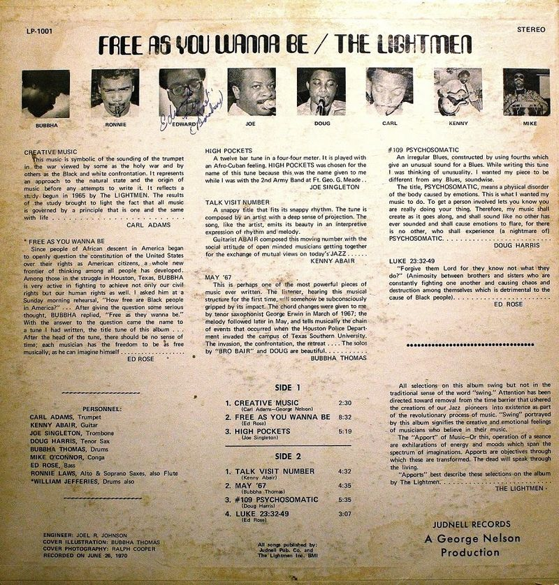 Lightmen free back small