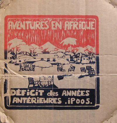 Aventures en Afrique_front
