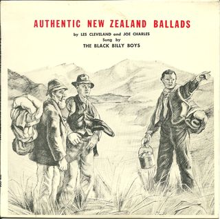 New Zealand Front Cover