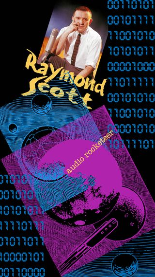 Raymond Scott in space illo 1