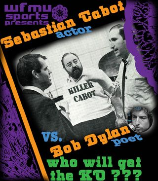 Cabot vs Dylan fight poster