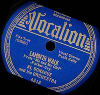 Vocalion 4318 - Not heard in this blog