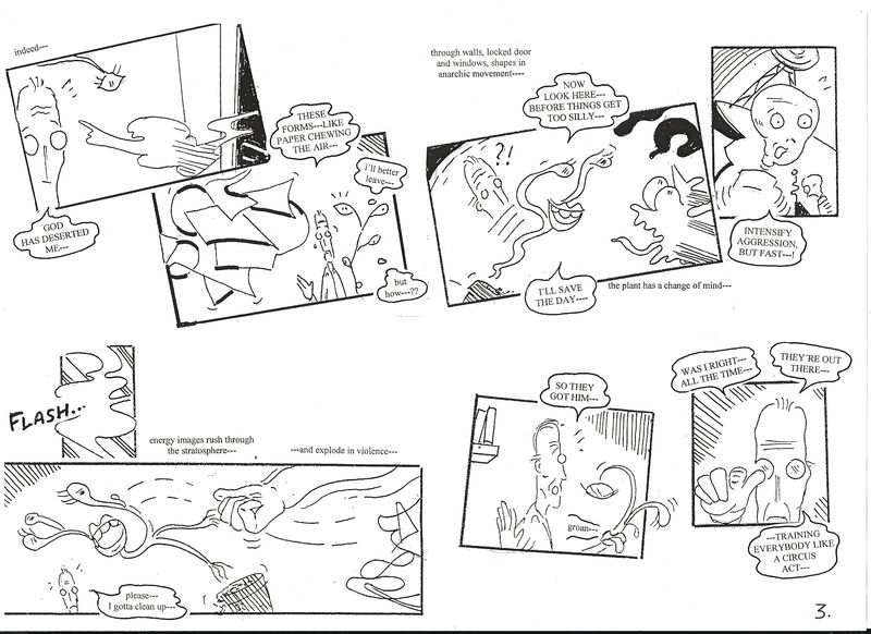 Funny Days Comix, Page 3