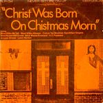 Christwas born