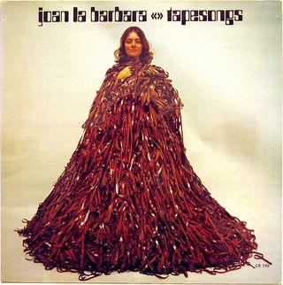 """Joan La Barbara, """"Tapesongs"""""""