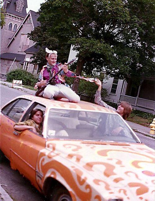 Prefabs Bobb on car