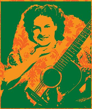 Ellen Muriel Deason - aka - Kitty Wells