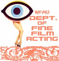 Dept of Film Acting logo by Drew Dobbs