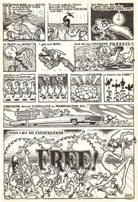 Gilbert Shelton - Ste My Chickens Free