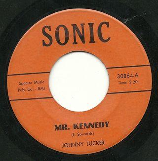 Mr Kennedy