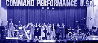 Command Performance ca 1944
