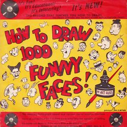 How_to_Draw_1000_Funny_Faces_front