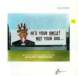 He's Your Uncle - front cover