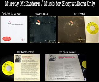 Murray McEachern - Music for Sleepwalkers Only